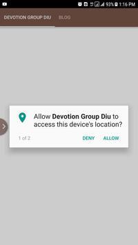 Devotion Group Diu screenshot 8