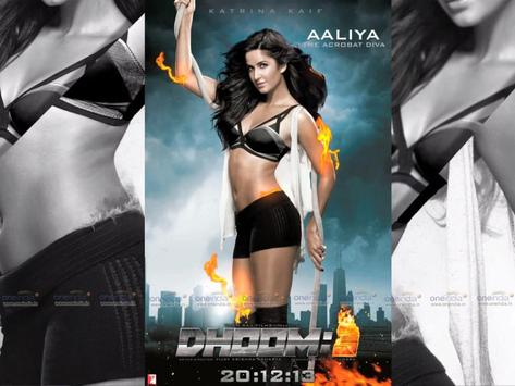 Dhoom 3 HD Wallpapers poster