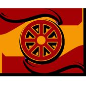 Dharma Chakra icon