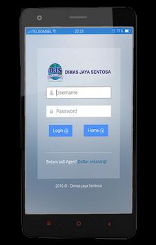 Dimas Jaya Sentosa poster