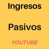Dinero Pasivo con Youtube icon