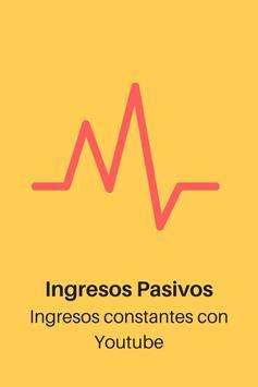 Dinero Pasivo con Youtube poster
