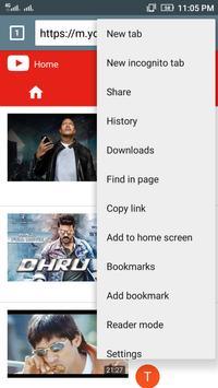 Dino Browser screenshot 2