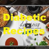 Diabetic Recipes icon