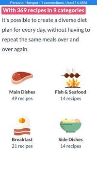 Diabetic Recipes screenshot 3