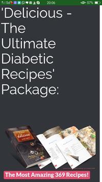 Diabetic Recipes screenshot 5