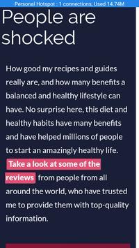 Diabetic Recipes screenshot 6