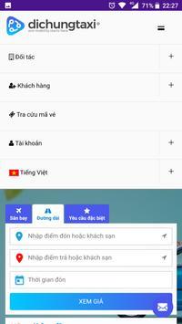 Đi chung Taxi - Taxi giá rẻ screenshot 3