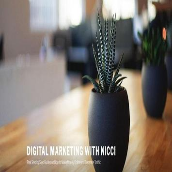 Digital Marketing With Nicci poster