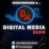 Digital Media Radio icon