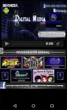 Digital Media Radio screenshot 1