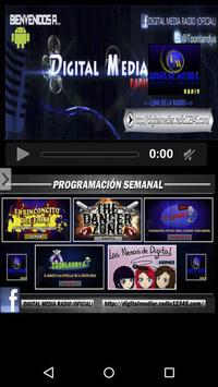 Digital Media Radio screenshot 4