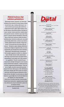 Dijital Teknik Dergisi screenshot 1
