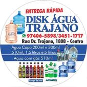 Disk Água Trajano icon