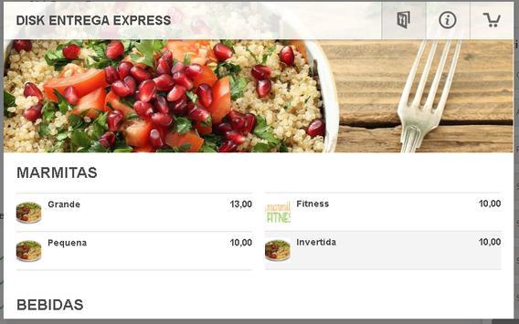 Disk Entrega Express screenshot 1
