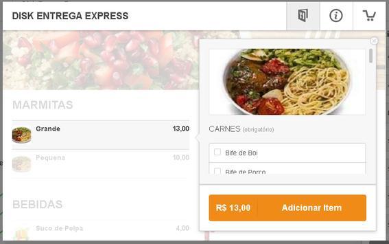 Disk Entrega Express screenshot 2