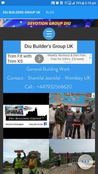 Diu Builder's Group UK screenshot 1