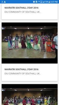 Diu Community of Southall UK screenshot 1
