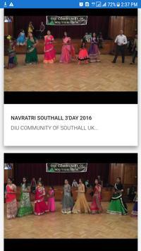 Diu Community of Southall UK screenshot 3