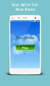 Dive Birdie poster