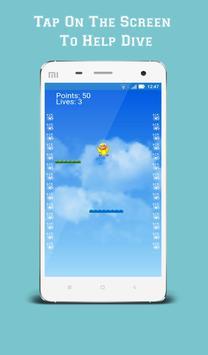 Dive Birdie screenshot 1