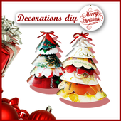 Diy Christmas Decorations New icon