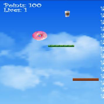 Donut Dive apk screenshot