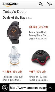 Donut Browser : India Deals screenshot 3