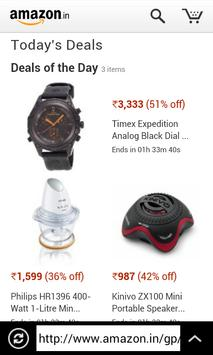Donut Browser : India Deals screenshot 17