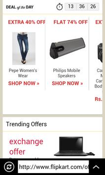 Donut Browser : India Deals screenshot 18