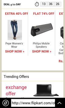 Donut Browser : India Deals screenshot 1