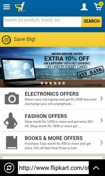 Donut Browser : India Deals screenshot 2