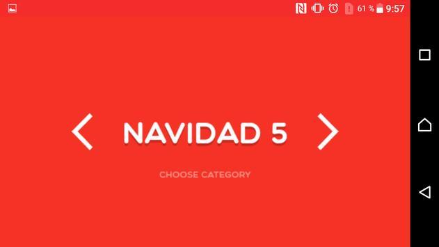 donde voy edición navidad screenshot 2