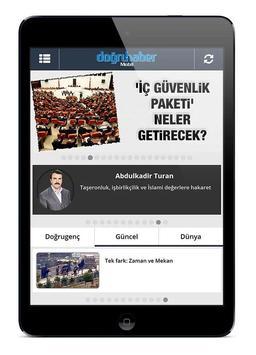 Doğruhaber Gazetesi Doğrumedya screenshot 1