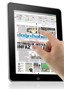 Doğruhaber Gazetesi Doğrumedya screenshot 5