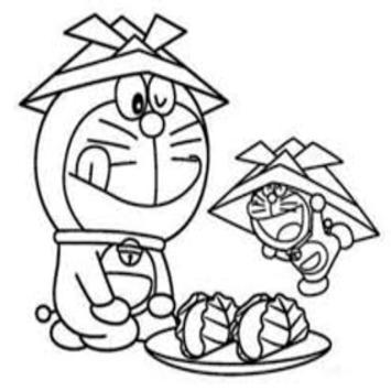 Doraemon Colouring Book For Kids Screenshot 3