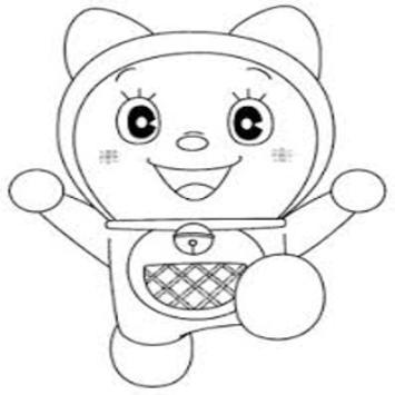 Doraemon Colouring Book For Kids Screenshot 6
