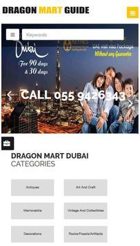 Dragon Mart Guide - Dubai poster