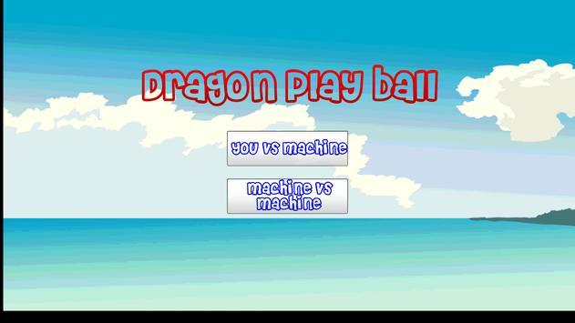 Dragon PLay Ball poster