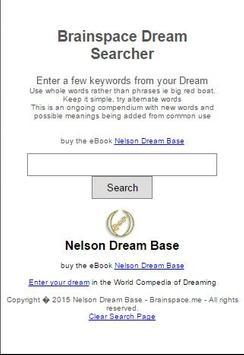 Dreamer Dictionary screenshot 1