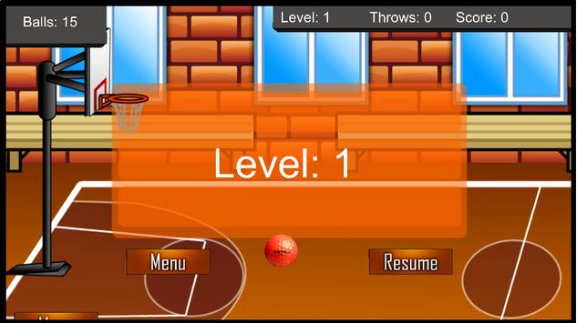 Dunk IT screenshot 2