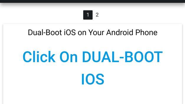DualBoot Prank (Unreleased) apk screenshot