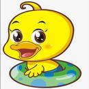 اجمع النقاط مع البطة الصغرة - Duck Game APK