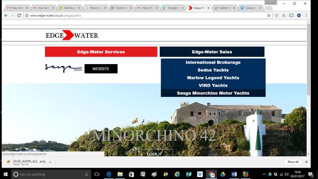 Edge-Water Marine Ltd apk screenshot