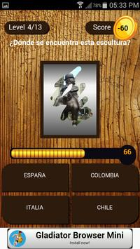 EL RASPA DE LOS PAISES apk screenshot