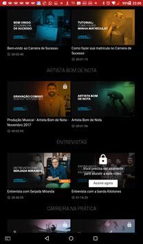 Escola Online para Músicos Independentes screenshot 4