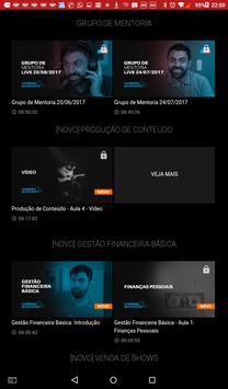 Escola Online para Músicos Independentes screenshot 2