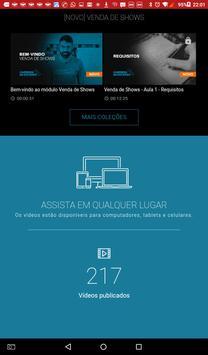 Escola Online para Músicos Independentes screenshot 3