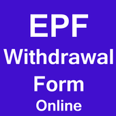 EPF Withdrawal Form Online icon