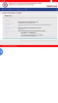 EPF Withdrawal Form Online poster